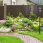 Строительство и дизайн садовых дорожек