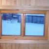 Каким должны быть окна в парильне?