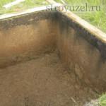 строим овощную яму