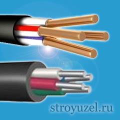 медный и алюминиевый кабель