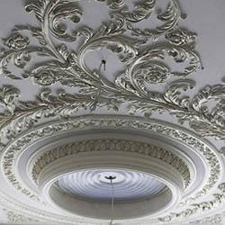розетка на потолок