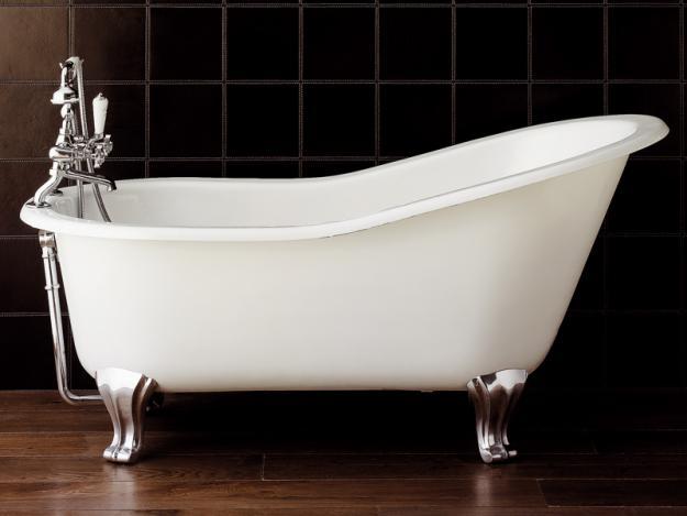 Ее величество, ванна