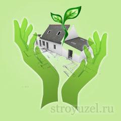cтроительство и экология