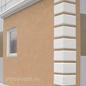 наружная обработка фасада