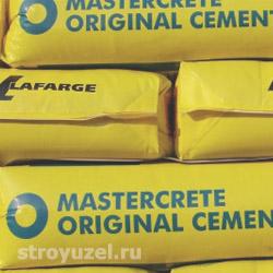 Кислотоупорный цемент